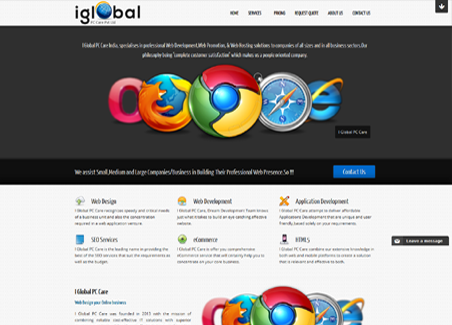 iGlobalpccare.com | By iGlobe Solutions
